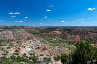 Palo Duro Canyon State Park 2018