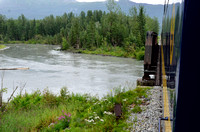 Rail from McKinley Lodge to Whittier AK